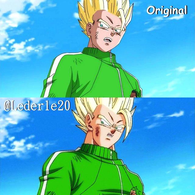 So sánh nét vẽ giữa Dragon Ball Super và Dragon Ball Z, fan nói thẳng Super tuổi gì ăn được Z - Ảnh 11.