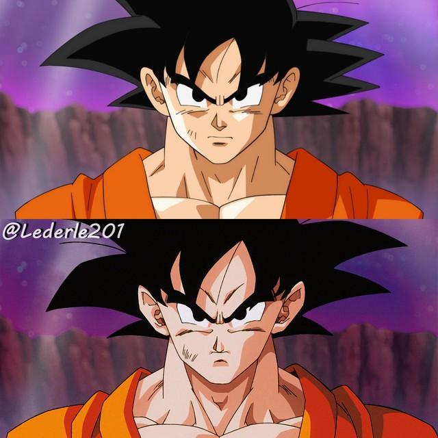So sánh nét vẽ giữa Dragon Ball Super và Dragon Ball Z, fan nói thẳng Super tuổi gì ăn được Z - Ảnh 16.
