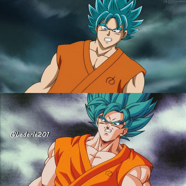 So sánh nét vẽ giữa Dragon Ball Super và Dragon Ball Z, fan nói thẳng Super tuổi gì ăn được Z - Ảnh 20.