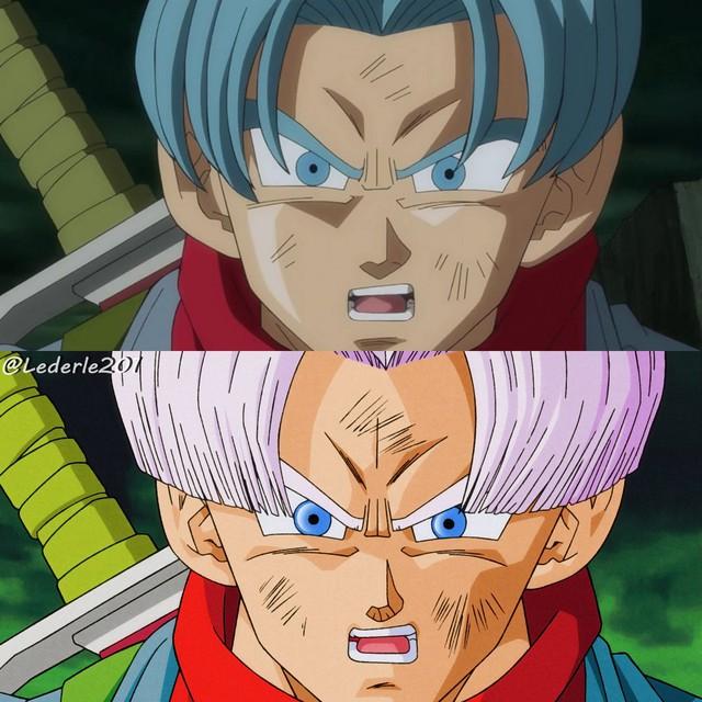 So sánh nét vẽ giữa Dragon Ball Super và Dragon Ball Z, fan nói thẳng Super tuổi gì ăn được Z - Ảnh 21.