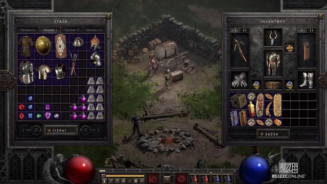 Hướng dẫn đăng ký tải và chơi sớm Diablo II: Resurrected miễn phí 100% - Ảnh 1.