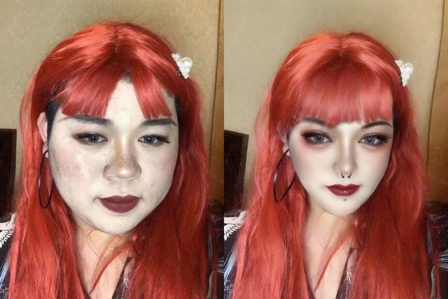 Mở photoshop ra nghịch chơi, hóa ra cô gái nào cũng có thể làm hot girl - Ảnh 3.