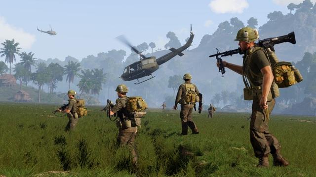 Arma 3 ra mắt DCL chiến tranh Việt Nam - Ảnh 1.