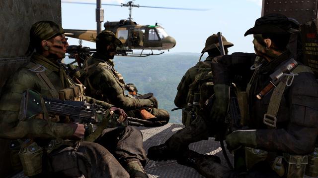 Arma 3 ra mắt DCL chiến tranh Việt Nam - Ảnh 3.