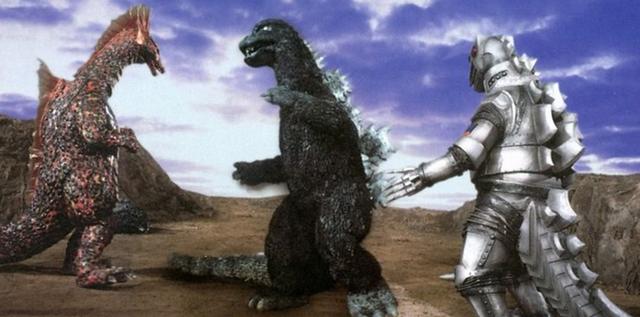 Lịch sử chiều cao của Godzilla: Từ 50 mét bỗng nhổ giò lên hơn 120 mét trong MonsterVerse - Ảnh 1.