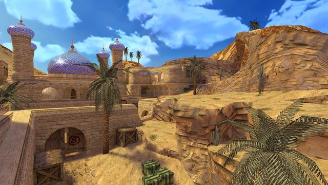 Game thủ remake lại bản đồ Dust2 huyền thoại với đồ họa cực kì đẹp mắt - Ảnh 4.