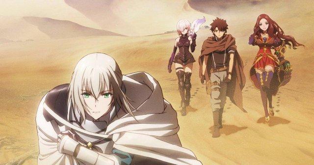 Anime chuyển thể từ game Fate/Grand Order sẽ khui ra hàng loạt bí ẩn động trời về các Anh Linh - Ảnh 3.