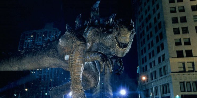 Lịch sử chiều cao của Godzilla: Từ 50 mét bỗng nhổ giò lên hơn 120 mét trong MonsterVerse - Ảnh 4.