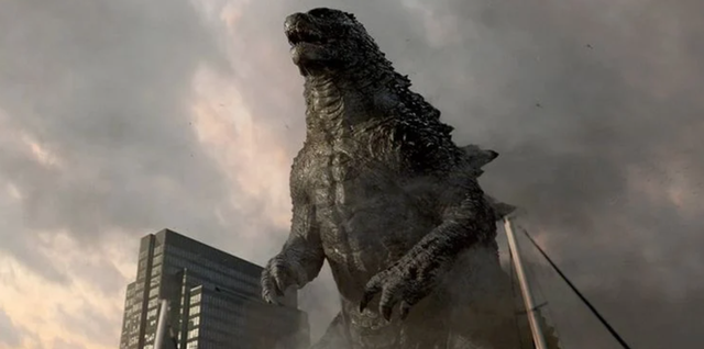 Lịch sử chiều cao của Godzilla: Từ 50 mét bỗng nhổ giò lên hơn 120 mét trong MonsterVerse - Ảnh 8.