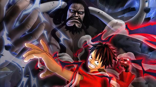 One Piece: Kaido và hành trình trở thành người thầy vĩ đại của Luffy, một chùy cũng là thầy - Ảnh 3.