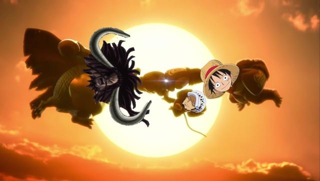One Piece: Kaido và hành trình trở thành người thầy vĩ đại của Luffy, một chùy cũng là thầy - Ảnh 4.