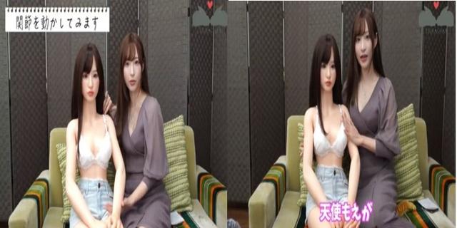 Gặp búp bê người lớn phiên bản giống hệt mình, hot girl phim 18+ gây sốc khi thử trải nghiệmngay lập tức - Ảnh 3.