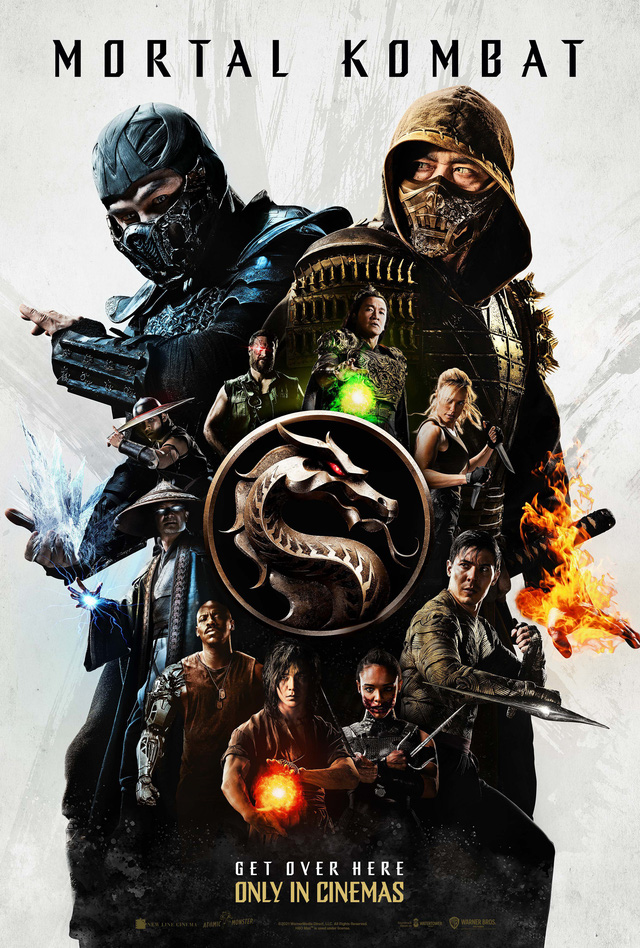 Bom tấn điện ảnh chuyển thể từ game bạo lực nổi tiếng Mortal Kombat liệu có là cú nổ sau Godzilla Vs. Kong? - Ảnh 1.