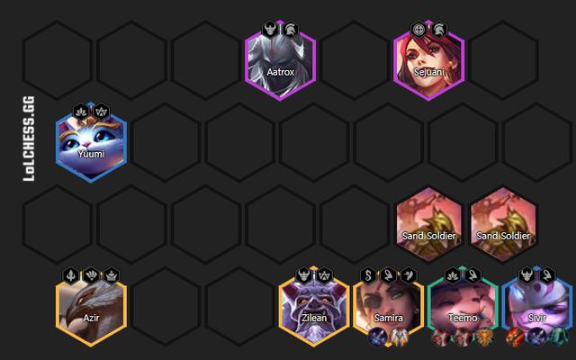 Top 3 đội hình mạnh mẽ, hiếm khi bị tranh giành giúp game thủ Đấu Trường Chân Lý leo rank thần tốc - Ảnh 6.