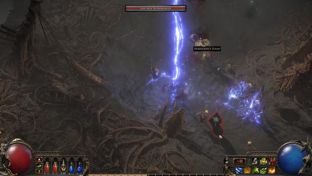 """Path of Exile 2 hé lộ gameplay siêu đỉnh, gửi chiến thư đến """"anh em nhà Diablo"""" - Ảnh 1."""