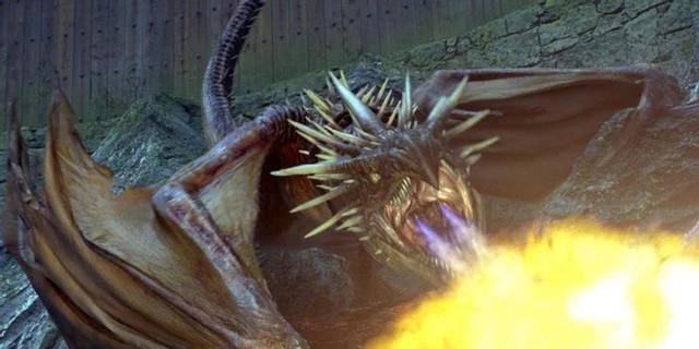 Giống cái mạnh hơn giống đực và 10 thông tin thú vị liên quan tới loài rồng trong loạt Harry Potter - Ảnh 1.