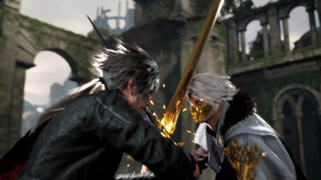 Game thủ phấn khích trước con lai của Final Fantasy và Devil May Cry sắp ra mắt - Ảnh 1.