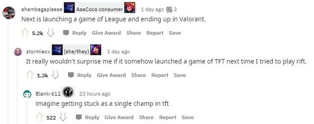 Cộng đồng ngán ngẩm với client của Riot: Sẽ tới lúc tôi chọn chơi LMHT nhưng lại khởi động VALORANT - Ảnh 4.