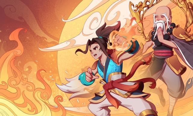Tân Minh Chủ sẽ là võ lâm mới Thancongcaithelineart-1619839386590971492683