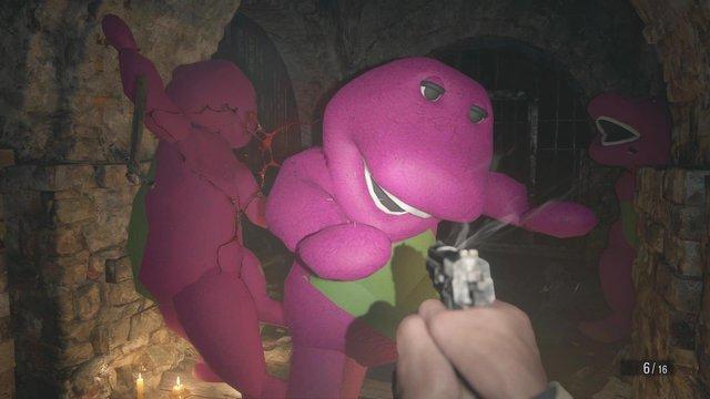 Vừa ra mắt, Resident Evil Village đã có rất nhiều bản mod thú vị - Ảnh 1.