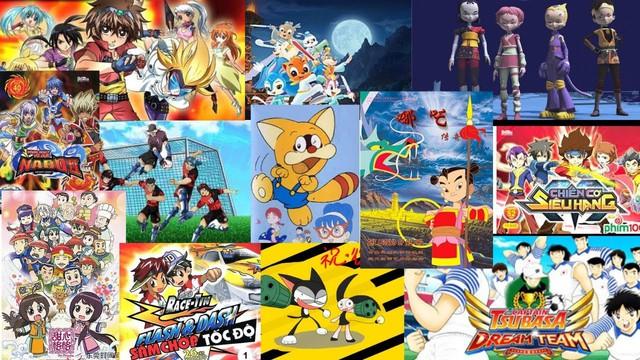 Điểm nhanh 50 bộ phim hoạt hình Trung Quốc gắn liền với tuổi thơ của thế hệ 8x, 9x - Ảnh 1.