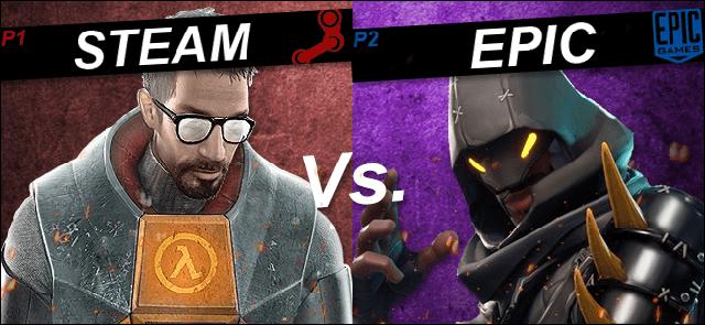 Epic - Steam: Cuộc chiến không cân sức và sự khác biệt tới từ việc lắng nghe game thủ - Ảnh 3.