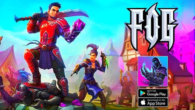 Trải nghiệm FOG - MOBA Battle Royale, tựa game nhập vai sinh tồn góc nhìn thứ 3 hấp dẫn trên nền tảng di động - Ảnh 1.