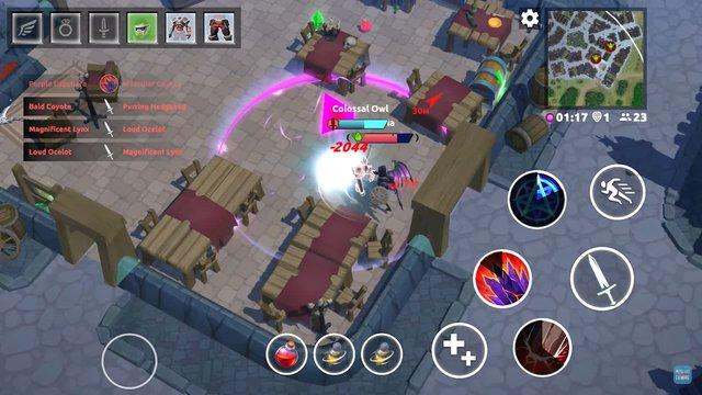 Trải nghiệm FOG - MOBA Battle Royale, tựa game nhập vai sinh tồn góc nhìn thứ 3 hấp dẫn trên nền tảng di động - Ảnh 6.