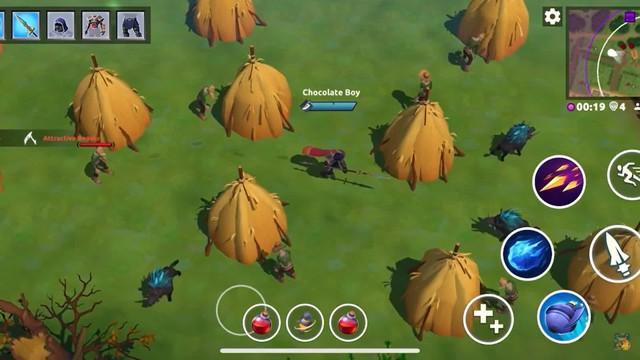 Trải nghiệm FOG - MOBA Battle Royale, tựa game nhập vai sinh tồn góc nhìn thứ 3 hấp dẫn trên nền tảng di động - Ảnh 5.