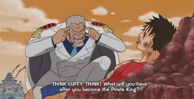 Cười vỡ bụng với chùm ảnh lấy cảm hứng từ meme Think Mark theo phong cách One Piece cực kỳ báo đạo - Ảnh 3.