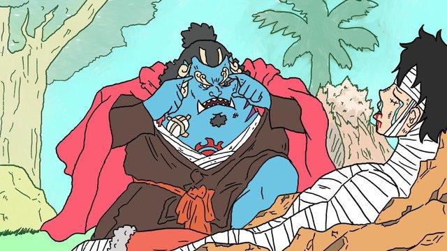 Cười vỡ bụng với chùm ảnh lấy cảm hứng từ meme Think Mark theo phong cách One Piece cực kỳ báo đạo - Ảnh 4.
