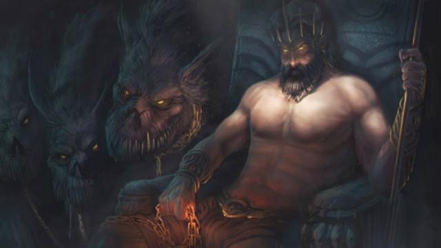 Hades trong thần thoại Hy Lạp có thật sự là một vị thần chung thủy? - Ảnh 1.