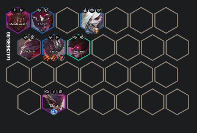 Đấu Trường Chân Lý: Cuối cùng các cao thủ cũng tìm ra cách để Yasuo gánh team với đội hình 6 Ma Sứ - Ảnh 5.