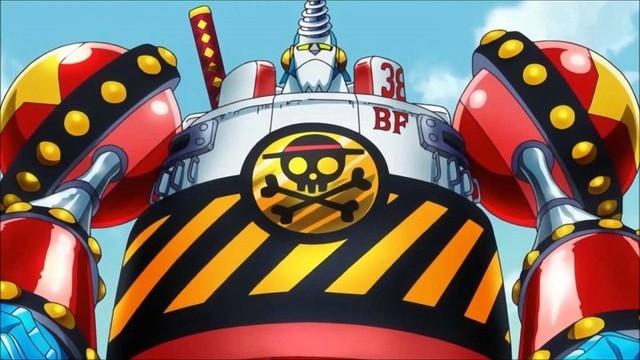 One Piece: So với các đồng đội trong băng Mũ Rơm, Franky là nhân vật ít được fan yêu thương nhất - Ảnh 1.