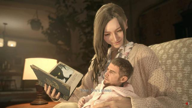 Bản mod biến nhân vật Chirs thành đứa bé trong Resident Evil Village - Ảnh 3.
