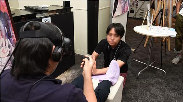 Thử một buổi massage với kính VR, nam YouTuber cứ ngỡ được trải nghiệm gái xinh phục vụ và cái kết ngỡ ngàng - Ảnh 5.