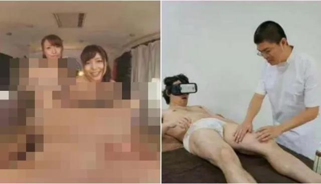 Thử một buổi massage với kính VR, nam YouTuber cứ ngỡ được trải nghiệm gái xinh phục vụ và cái kết ngỡ ngàng - Ảnh 2.
