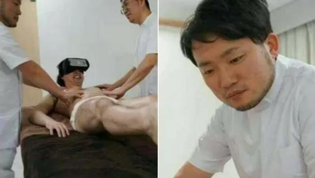 Thử một buổi massage với kính VR, nam YouTuber cứ ngỡ được trải nghiệm gái xinh phục vụ và cái kết ngỡ ngàng - Ảnh 4.