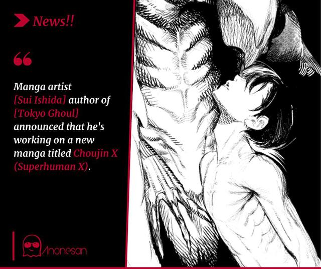Tác giả Tokyo Ghoul ra mắt manga mới, chỉ sau 1 chương nhiều người khen còn hay hơn cả Attack On Titan - Ảnh 3.