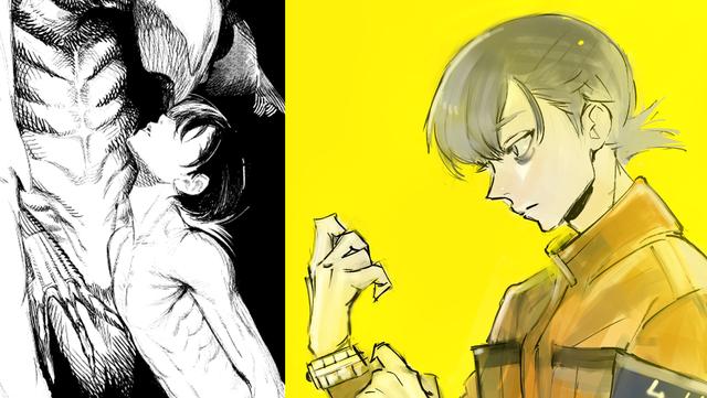 Tác giả Tokyo Ghoul ra mắt manga mới, chỉ sau 1 chương nhiều người khen còn hay hơn cả Attack On Titan - Ảnh 4.