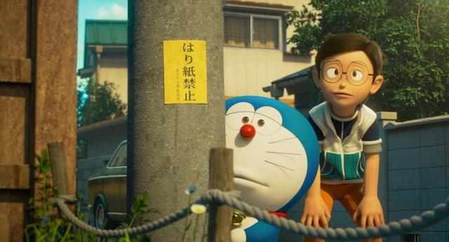 """Nobita chạy trốn ngay trước đám cưới với Shizuka và hành trình trưởng thành đầy cảm động của cậu bé hậu đậu trong """"Doraemon: Stand By Me 2"""" - Ảnh 3."""