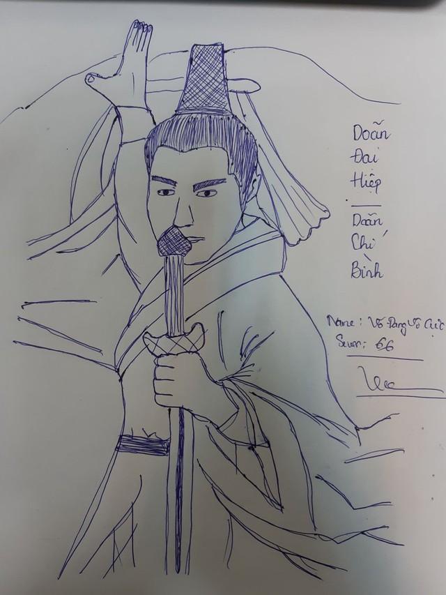 Anh hùng hảo hớn + bút bi Thiên Long = Chúma hnề: Fan Việt lầy thế này thì đành xin đại cao thủ thủ Kim Dung lượng thứ - Ảnh 17.