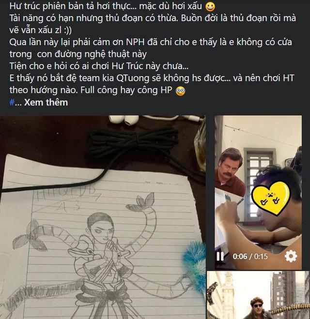 Anh hùng hảo hớn + bút bi Thiên Long = Chúma hnề: Fan Việt lầy thế này thì đành xin đại cao thủ thủ Kim Dung lượng thứ - Ảnh 24.