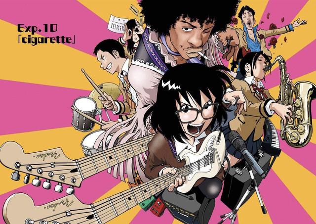 Review manga siêu hay: Shiori Experience, truyện tranh truyền cảm hứng đáng đọc nhất thế kỷ 21 - Ảnh 4.