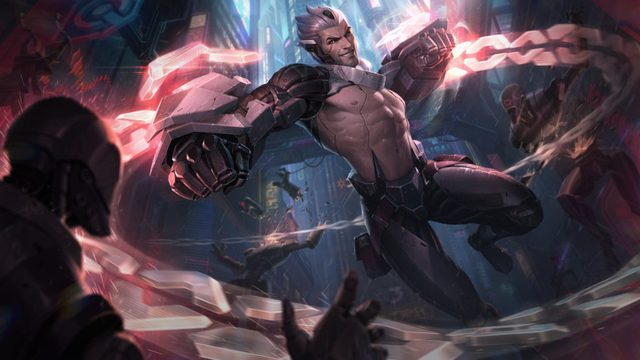 Toàn cảnh dàn skin Siêu Phẩm 2021: Renekton, Sylas bị chê phèn, Mordekaiser xứng danh trùm cuối - Ảnh 20.
