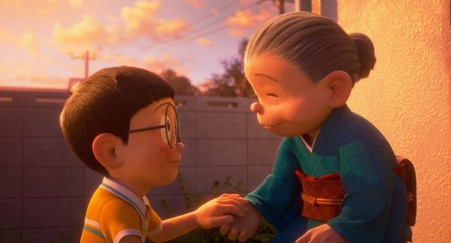 """Nobita chạy trốn ngay trước đám cưới với Shizuka và hành trình trưởng thành đầy cảm động của cậu bé hậu đậu trong """"Doraemon: Stand By Me 2"""" - Ảnh 2."""