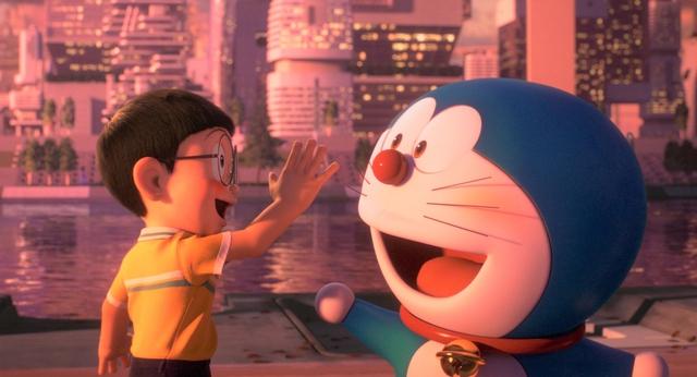 """Nobita chạy trốn ngay trước đám cưới với Shizuka và hành trình trưởng thành đầy cảm động của cậu bé hậu đậu trong """"Doraemon: Stand By Me 2"""" - Ảnh 4."""