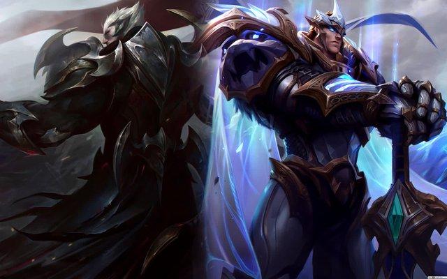 Rốt cục Garen hay Darius là kẻ mạnh hơn trong Tốc Chiến? - Ảnh 1.
