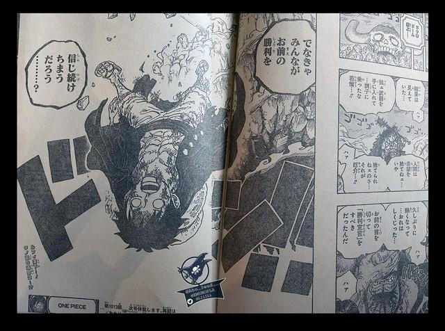 One Piece: Kaido khóc sau khi quá tay khiến Luffy bất tỉnh, phải chăng sinh vật mạnh nhất thế giới đang tiếc vì không giết được main? - Ảnh 1.