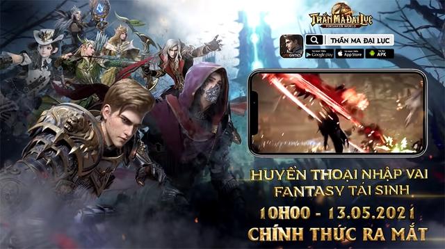 Forsaken World: Thần Ma Đại Lục tặng giftcode cực kỳ giá trị mừng game chính thức ra mắt - Ảnh 1.